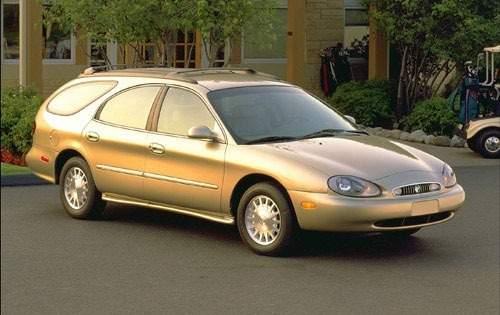 1999 mercury sable wagon ls fq oem 1 500