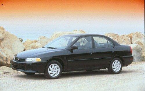 1999 mitsubishi mirage sedan ls fq oem 1 500