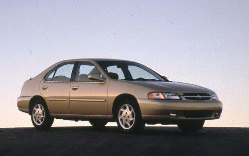 1999 nissan altima sedan gxe fq oem 1 500