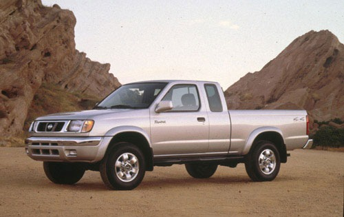 1999 nissan frontier extended cab pickup se fq oem 1 500