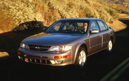 1999 nissan maxima sedan se fq oem 1 500