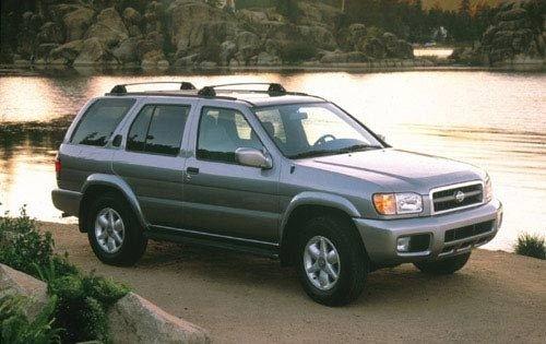 1999 nissan pathfinder 4dr suv 19995 le fq oem 1 500