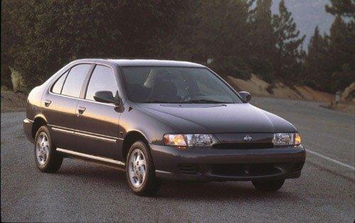 1999 nissan sentra sedan gxe fq oem 1 500