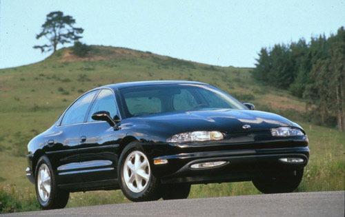 1999 oldsmobile aurora sedan base fq oem 1 500