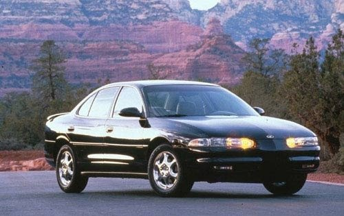 1999 oldsmobile intrigue sedan gls fq oem 1 500