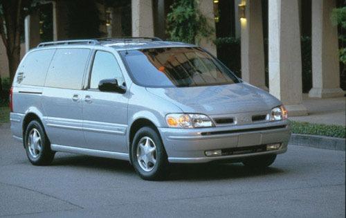 1999 oldsmobile silhouette passenger minivan premiere fq oem 1 500