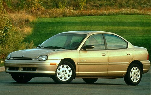 1999 plymouth neon sedan competition fq oem 1 500
