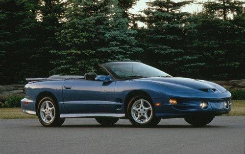 1999 pontiac firebird convertible trans am fq oem 1 500