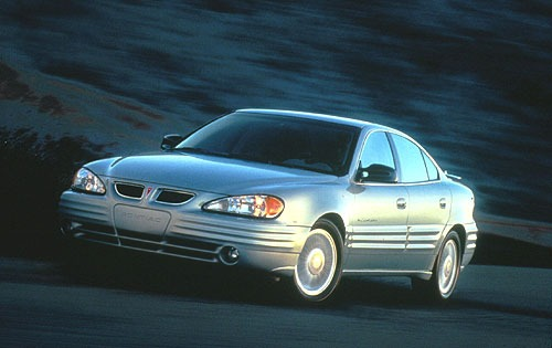 1999 pontiac grand am sedan se1 fq oem 1 500