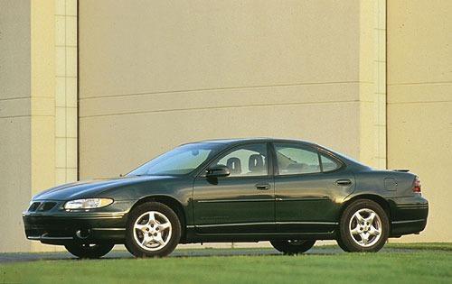 1999 pontiac grand prix sedan gt fq oem 1 500