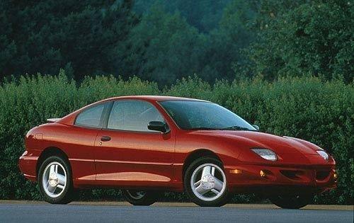 1999 pontiac sunfire coupe gt fq oem 1 500