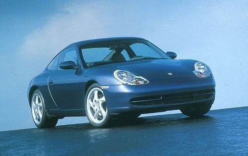 Maintenance Schedule For 1999 Porsche 911
