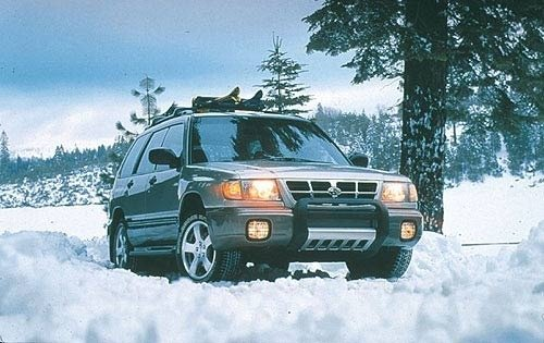 1999 subaru forester wagon s fq oem 1 500