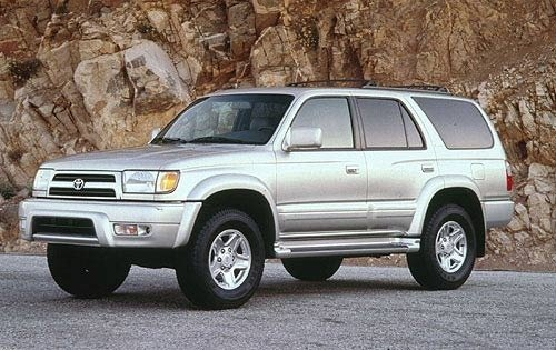 1999 toyota 4runner 4dr suv limited fq oem 1 500