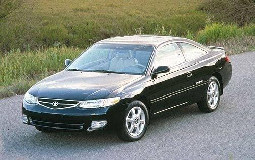 1999 toyota camry solara coupe sle v6 fq oem 1 500