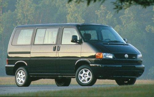 1999 volkswagen eurovan passenger minivan gls fq oem 1 500