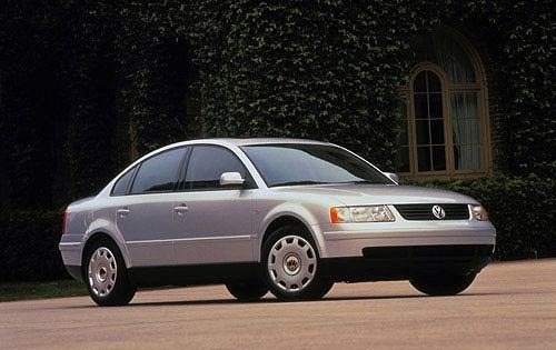 1999 volkswagen passat sedan gls 18t fq oem 1 500