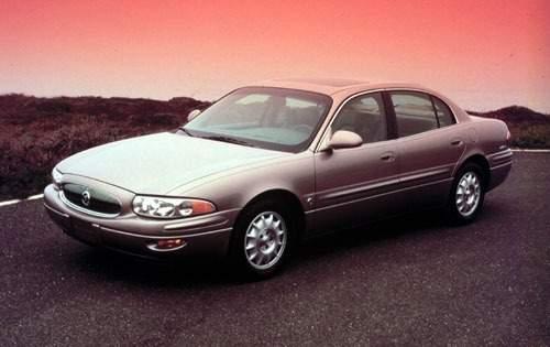2000 buick lesabre sedan limited fq oem 1 500