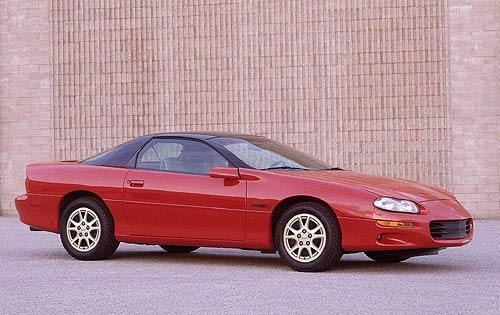 2000 chevrolet camaro coupe z28 fq oem 1 500
