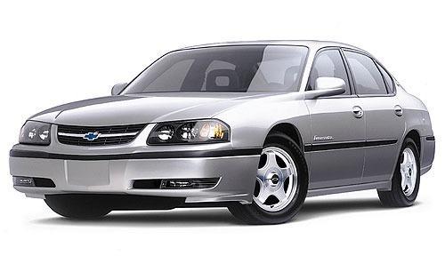2000 chevrolet impala sedan ls fq oem 1 500