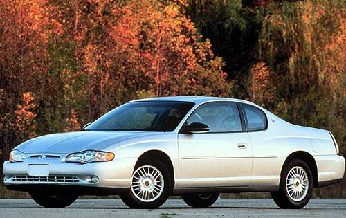 2000 chevrolet monte carlo coupe ls fq oem 1 500