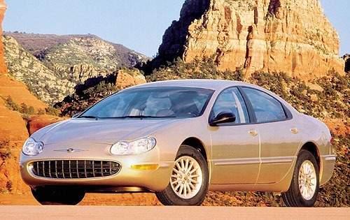 2000 chrysler concorde sedan lxi fq oem 1 500