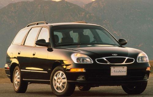 2000 daewoo nubira wagon cdx fq oem 1 500