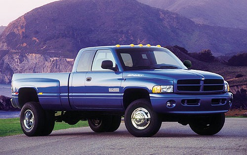 2000 dodge ram pickup 3500 extended cab pickup st fq oem 1 500