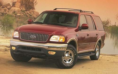 2000 ford expedition 4dr suv eddie bauer fq oem 1 500