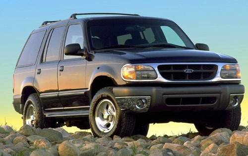 2000 ford explorer 4dr suv xlt fq oem 1 500