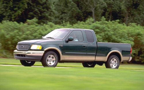 2000 ford f 150 extended cab pickup lariat fq oem 1 500