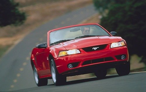 2000 ford mustang svt cobra convertible base fq oem 1 500