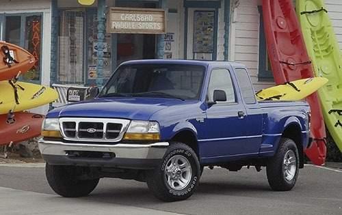 2000 ford ranger extended cab pickup xlt fq oem 1 500