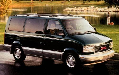 2000 gmc safari passenger minivan slt fq oem 1 500