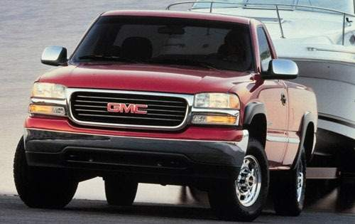 2000 gmc sierra 2500 regular cab pickup hd sl fq oem 1 500