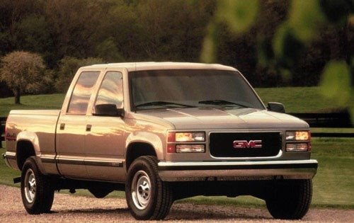 2000 gmc sierra classic 2500 extended cab pickup sl fq oem 1 500