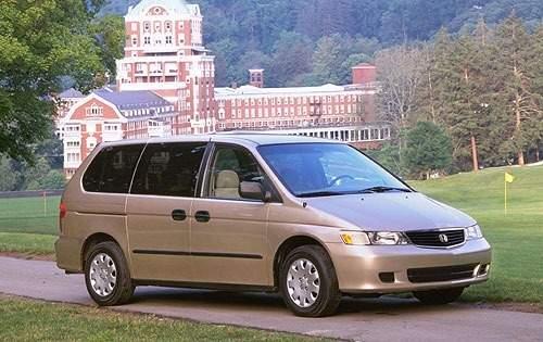 2000 honda odyssey passenger minivan lx fq oem 1 500