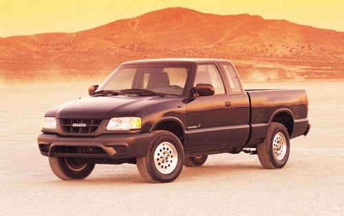 2000 isuzu hombre extended cab pickup xs fq oem 1 500