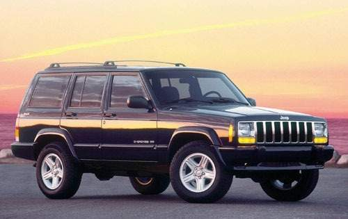 2000 jeep cherokee 4dr suv limited fq oem 1 500