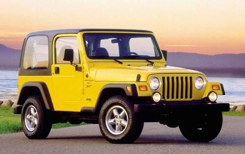 2000 jeep wrangler convertible suv sport fq oem 1 500