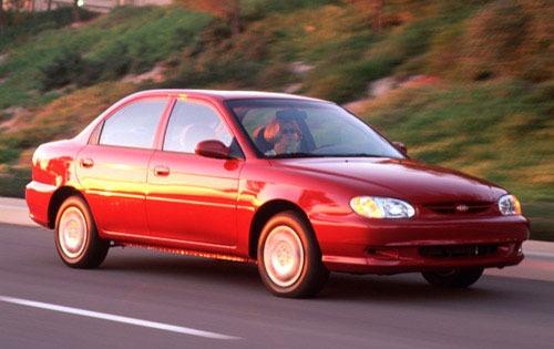 2000 kia sephia sedan ls fq oem 1 500