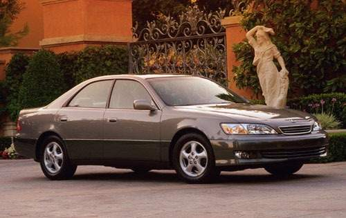 2000 lexus es 300 sedan base fq oem 1 500