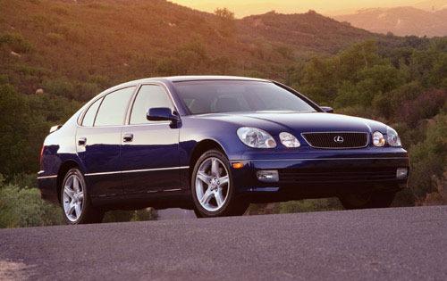 2000 lexus gs 400 sedan base fq oem 1 500