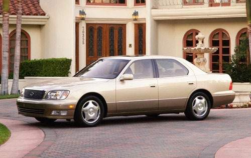 2000 lexus ls 400 sedan base fq oem 1 500