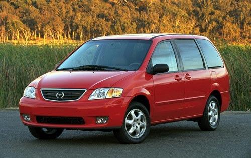 2000 mazda mpv passenger minivan es fq oem 1 500