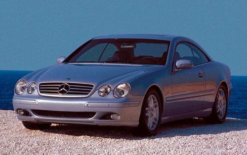 2000 mercedes benz cl class coupe cl500 fq oem 1 500
