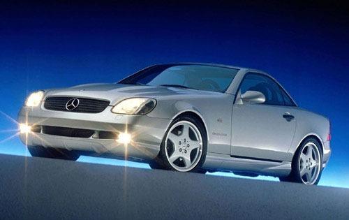 2000 mercedes benz slk class convertible slk230 kompressor fq oem 1 500