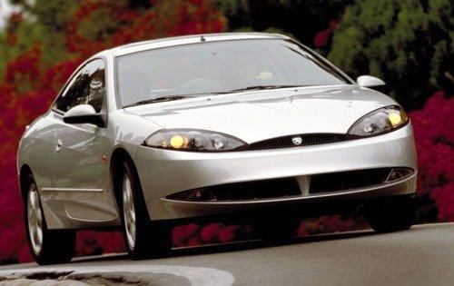 2000 mercury cougar 2dr hatchback v6 fq oem 1 500
