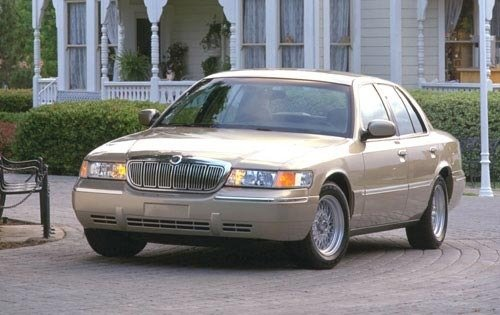 2000 mercury grand marquis sedan ls fq oem 1 500