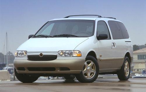 2000 mercury villager passenger minivan estate fq oem 1 500